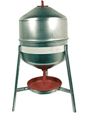 CONTROFRATELLI Abbeveratoio polli supporto in acciaio lt.30,0 [CONTROFRATEL]