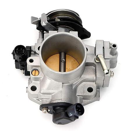 16400-PAA-A61 Throttle Body w//TPS Sensor For 1998-2002 Honda Accord SE EX LX Coupe//Sedan 2//4-Door 2.3L 2254CC l4 GAS SOHC