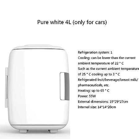 Dapang Refrigerador Compacto Y Portátil, Mini Refrigerador con ...
