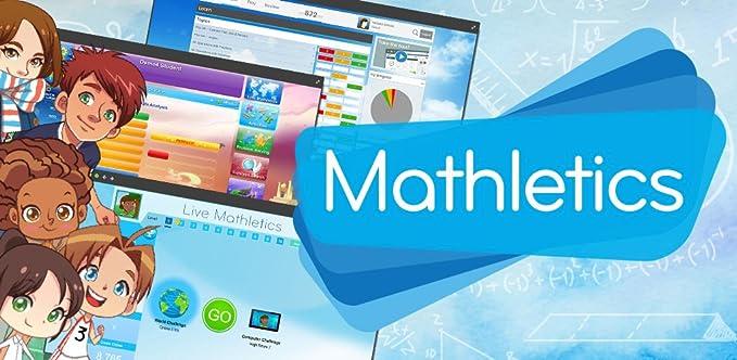 Mathletics Online Maths Annual Term [Subscription]: Amazon.co.uk: Software