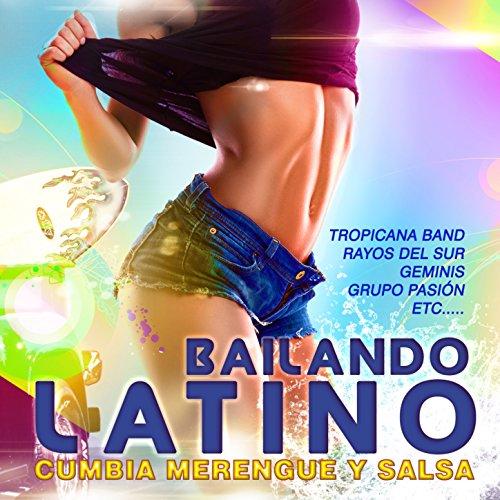 Bailando Latino. Cumbia Mereng...