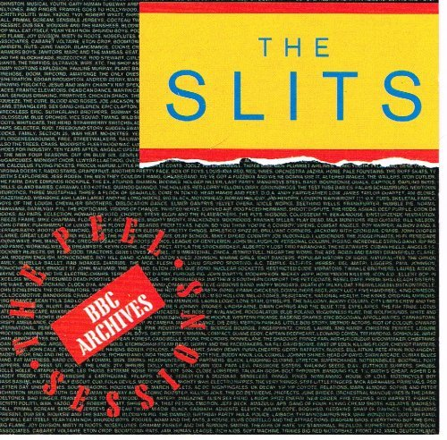 Peel Monkeys (THE PEEL SESSIONS ( BBC ARCHIVES ) By Slits (0001-01-01))
