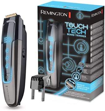 Remington MB4700 TouchTech – Barbero, Cuchillas de Titanio ...