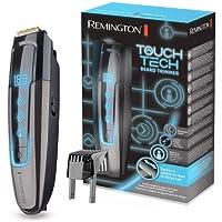Remington MB4700 TouchTech – Barbero, Cuchillas de Titanio, Inalámbrico, 175 Ajustes, Lavable, Litio, Detección del…