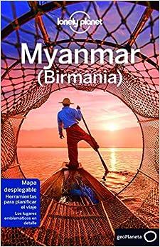 Myanmar 4 por Simon Richmond epub