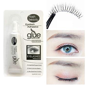 Lucoss Eyelash Adhesives Glue Mild And Not     - Amazon com
