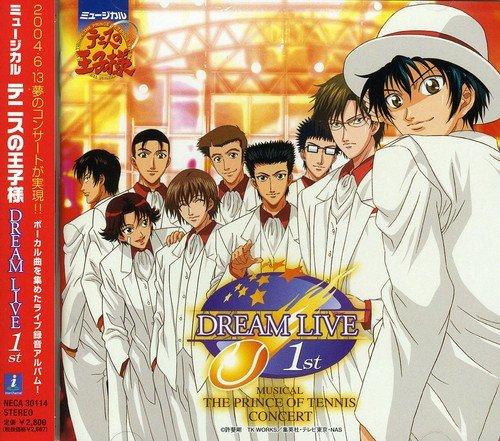 Price comparison product image Prince of Tennis Dreams Live 1 / Various