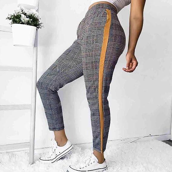 Pantalon en Treillis, GreatestPAK Automne Hiver Mode Femmes