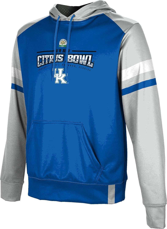 Citrus Bowl University of Kentucky Mens Pullover Hoodie School Spirit Sweatshirt Old School