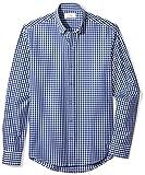 Buttoned Down Mens Slim Fit Button-Collar Sport Shirt