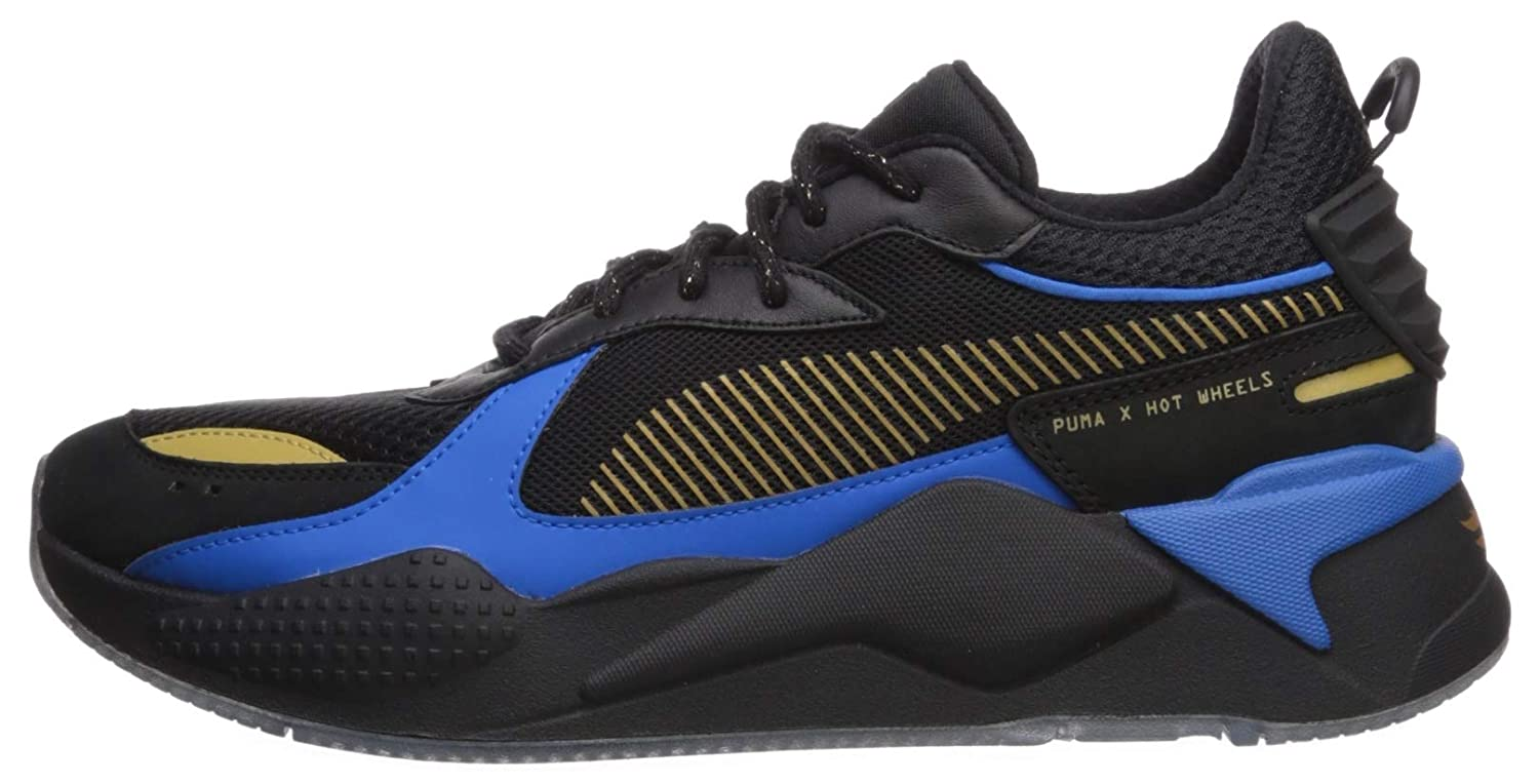 b55cd4aaa50 Amazon.com | PUMA Men's Rs-x Toys Hotwheels Bone Shaker Sneaker | Fashion  Sneakers