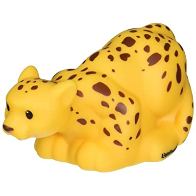 Fisher-Price Little People Leopard: Toys & Games
