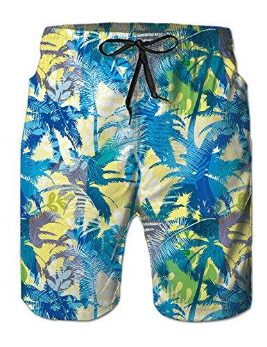- Uideazone Short Swim Trunks Summer Holiday Shorts Unique Printed Beach Swimwear Physique Board Shorts