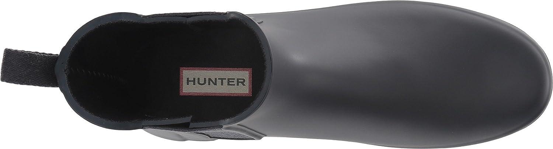 Hunter Womens Original Refined Chelsea Boots B07DP2WB59 11 B(M) US Navy