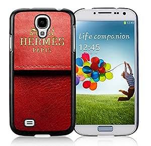 Fahionable Custom Designed Samsung Galaxy S4 I9500 i337 M919 i545 r970 l720 Cover Case With Hermes 1 Black Phone Case
