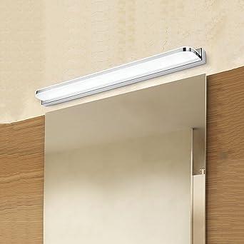 LED Spiegel Licht Badezimmer mit Schalter, Badezimmer Make-up ...