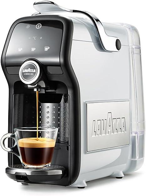 Lavazza Magia Plus Independiente Máquina de café en cápsulas 0,85 L Semi-automática - Cafetera (Independiente, Máquina de café en cápsulas, 0,85 L, Cápsula de café, 1200 W, Negro, Blanco): Amazon.es: Hogar