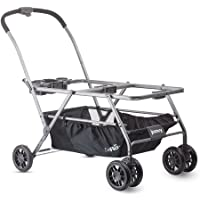 Joovy Twin Roo+ Car Seat Stroller, Holds Two Car Seats, Stroller Frame