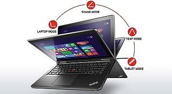 Lenovo ThinkPad 20CD0033US Yoga 12.5-Inch Convertible 2 in 1 Touchscreen Ultrabook