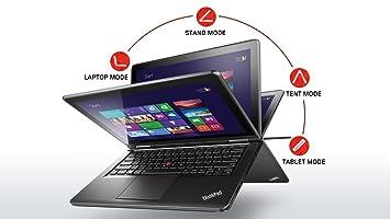 Amazon.com: Lenovo ThinkPad Yoga 12.5-inch Convertible 2 en ...