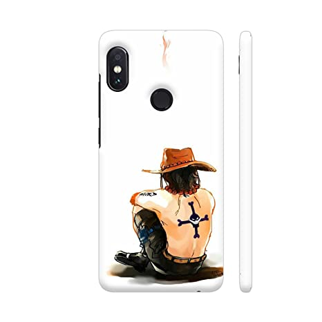 5453968c968 Colorpur Redmi Note 5 Pro Cover - One Piece 5 Printed  Amazon.in   Electronics