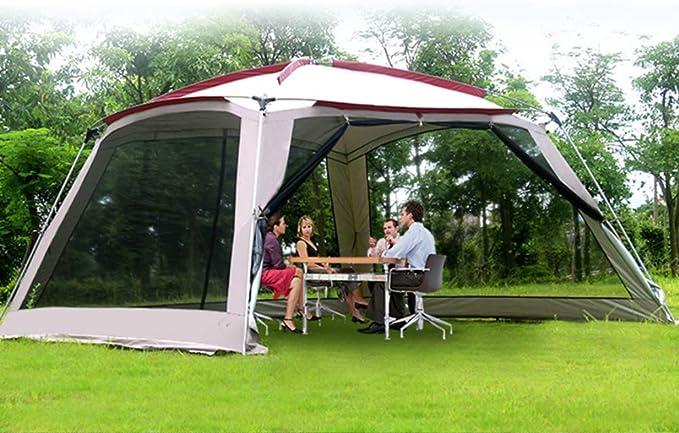 Pop Up Gazebos con lados, Pergola acampar al aire libre ...
