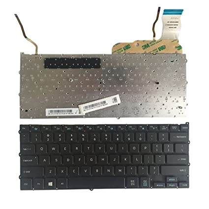 2f3695f413b Image Unavailable. Image not available for. Color: New English Laptop  Replacement Keyboard for Samsung ...