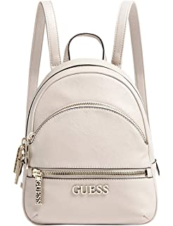 Guess Leeza Small Backpack Coal: : Chaussures et Sacs