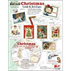 ScrapSMART – Christmas Cards and Envelopes Software Collection (CARDXM143)