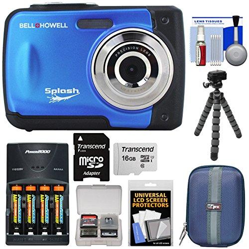 Bell Howell Waterproof Digital Camera - 9