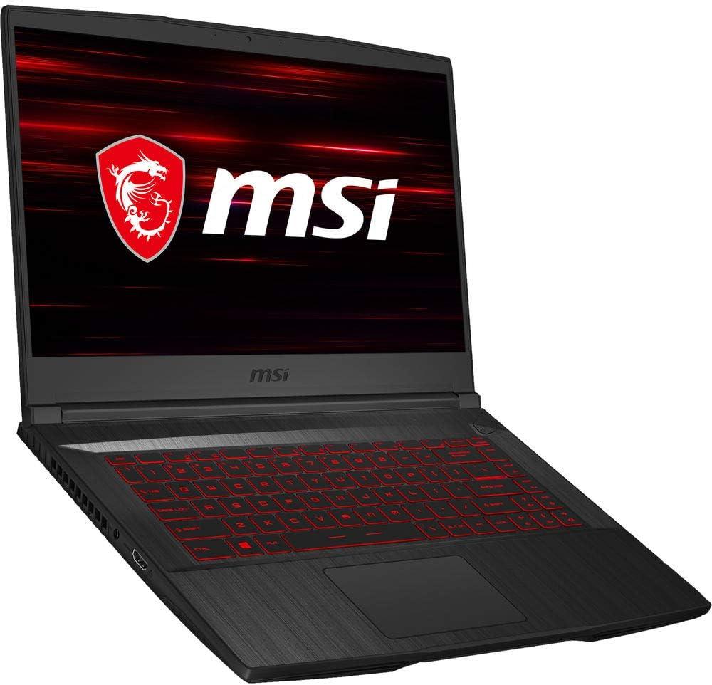 "MSI GF65 Thin Gaming Laptop - 15.6"" FHD IPS - 2.4 GHz Intel Core i5-9300H Quad-Core - GeForce GTX 1660 Ti (6GB GDDR6) - Win10 pro"