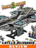 LEGO Avengers S.H.I.E.L.D. Helicarrier Review (76042)