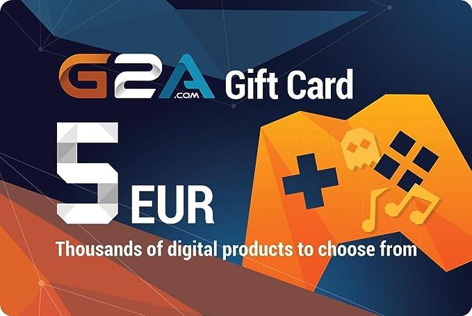 g2a amazon gift card