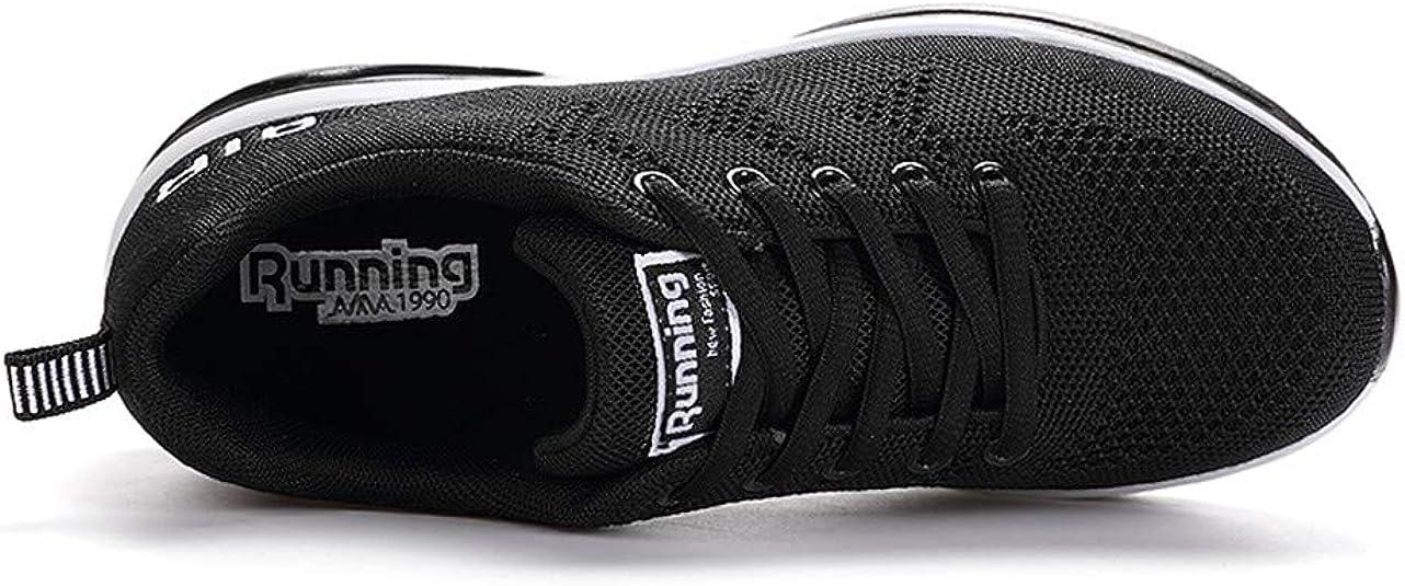 Baskets Mode Couple Chaussures de Course Antid/érapant Running Respirant Confort Sport De Plein air Athl/étique Camouflage Sneakers Baskets Femmes Hommes Chaussure de Sport 35-44