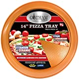 As Seen On TV Gotham Steel 14'' Pizza Tray