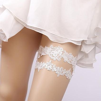 Rhinestone Wedding Garter Set Custom Garter No.1 Tulle Vintage Garter One of a Kind