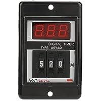Relé de temporizador de retardo, AC 220V ASY-3D