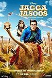 Jagga Jasoos Hindi Blu Ray ( All Regions, English Subtitles)