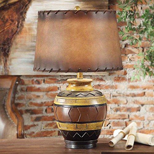 Golden Desert Table Lamp