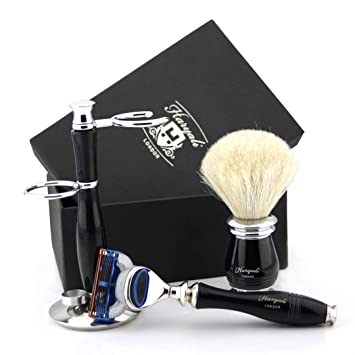 Enjoy a perfect shave without ever visiting the shops