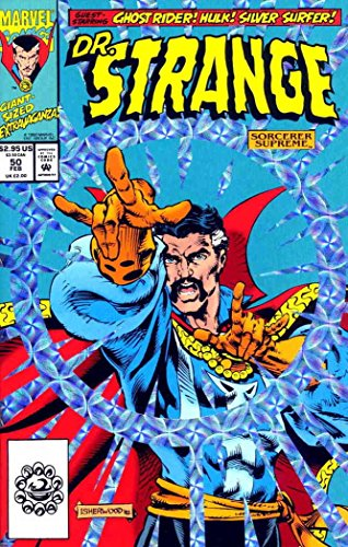 (Doctor Strange: Sorcerer Supreme #50 VF/NM ; Marvel comic book)