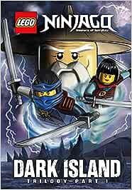 LEGO NINJAGO EPIC TRILOGY 01 Lego Ninjago: Dark Island ...