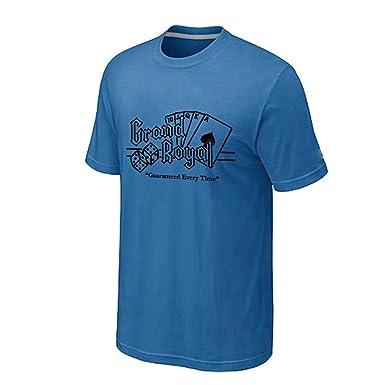 7970a1ca Amazon.com: Sweattail Men's Grand Royal Beastie Boys T-shirt: Clothing