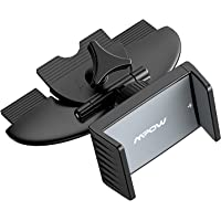 Mpow 058AH Car Phone Holder,CD Slot Universal Car Phone Mount, One-Touch Cradle Stand Compatible iPhone 11/11 Pro/11 Pro Max/Xs MAX/XS/XR/X/8/8 Plus, Galaxy S10/S10+/S10e/S9/S9+/N9/S8, LG G5, Nexus