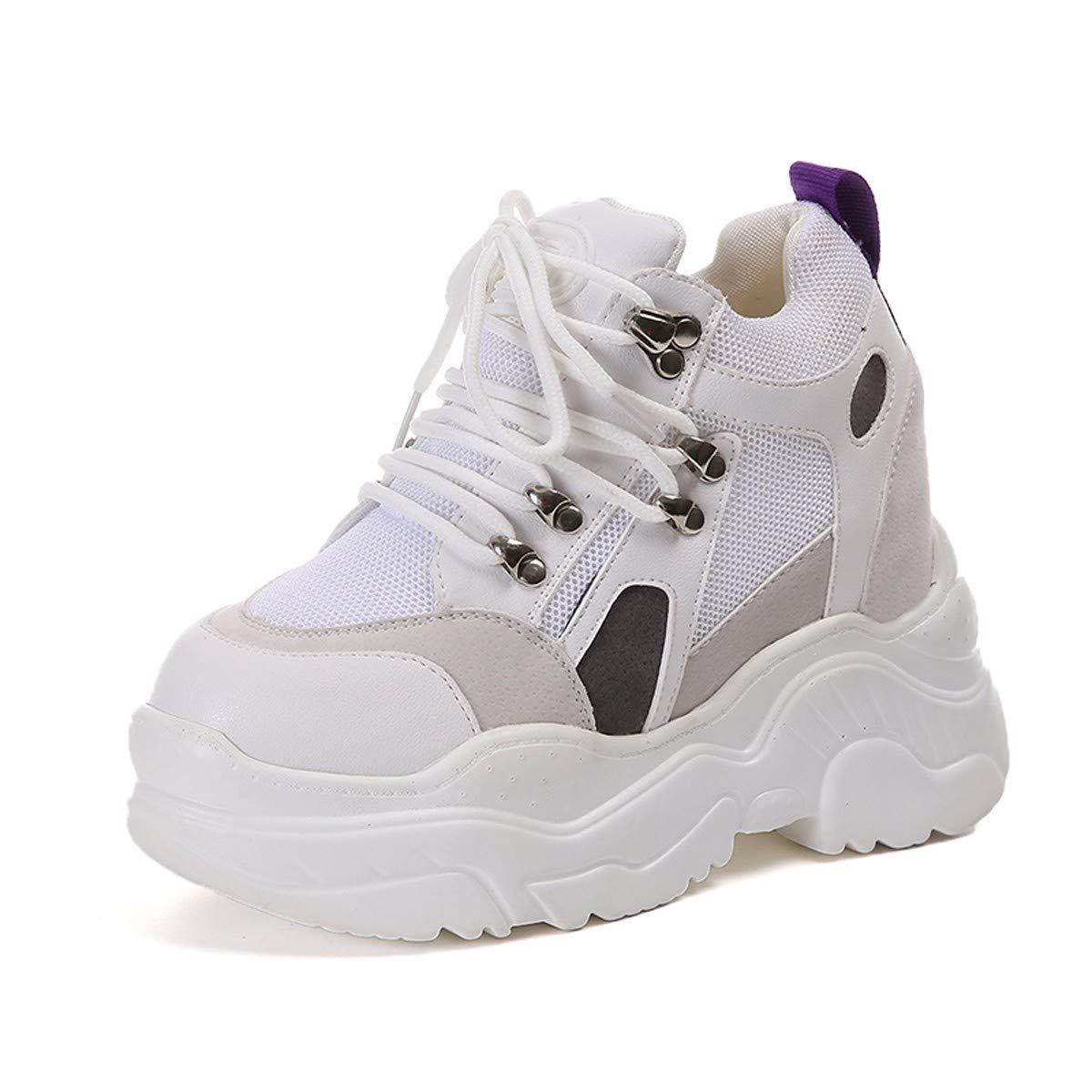 GTVERNH Frauen Schuhe/Damenschuhe Herbst Joker 7Cm High Heels Vorstand Sport - Schuhe Schuhe