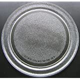 """GE Microwave Glass Turntable Plate / tray 14 1/8"""" WB49X10136"""