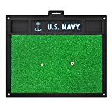 Fanmats Military 'Navy' Golf Hitting Mat
