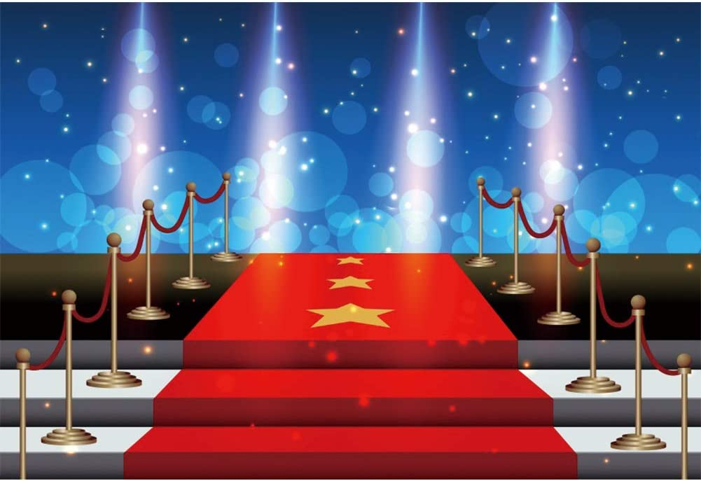 Amazon Com Dorcev 10x7ft Cartoon Red Carpet Bacdrop For Hollywood Moves Theme Birthday Party Photography Backdrop Awards Nights Movie Ceremony Themed Party Banner Kids Adult Photo Studio Props Wallpaper Camera