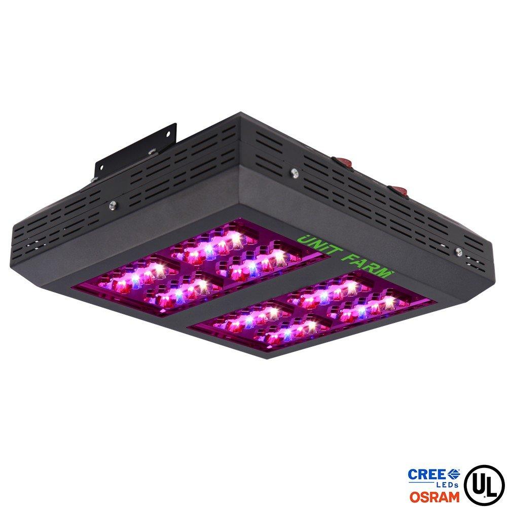 Unitfarm Cree Osram LED Grow Light 2018 Models (UFO 80) by Unit Farm