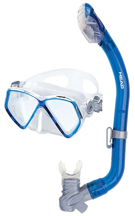 amazon com head by mares youth pirate mask and snorkel combo